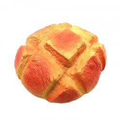 Rebound Simulation Bread Food Soft Squeeze Jumbo SquishyToy -