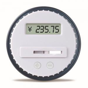 2.5L Piggy Bank Counter Electronic Digital LCD Counting Coin Money -