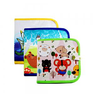 Children Portable Early Enlightenment Learning Graffiti Colored Drawing Board -