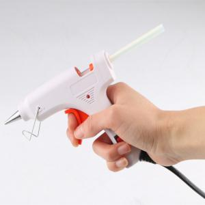 British 20W Durable High Temperature Hot Melt Adhesive Gun 11PCS -