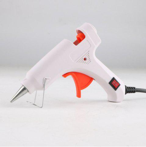 Online British 20W Durable High Temperature Hot Melt Adhesive Gun 11PCS