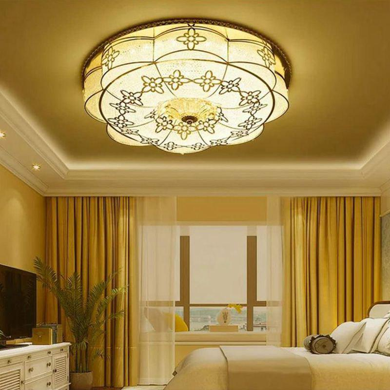 Online X004 - 60W - 3S Tri-color Dimmable Ceiling Light