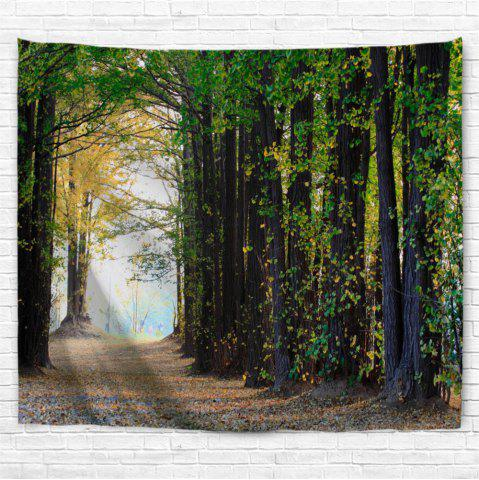 Outfit Maple Forest 3D Printing Home Wall Hanging Tapestry for Decoration