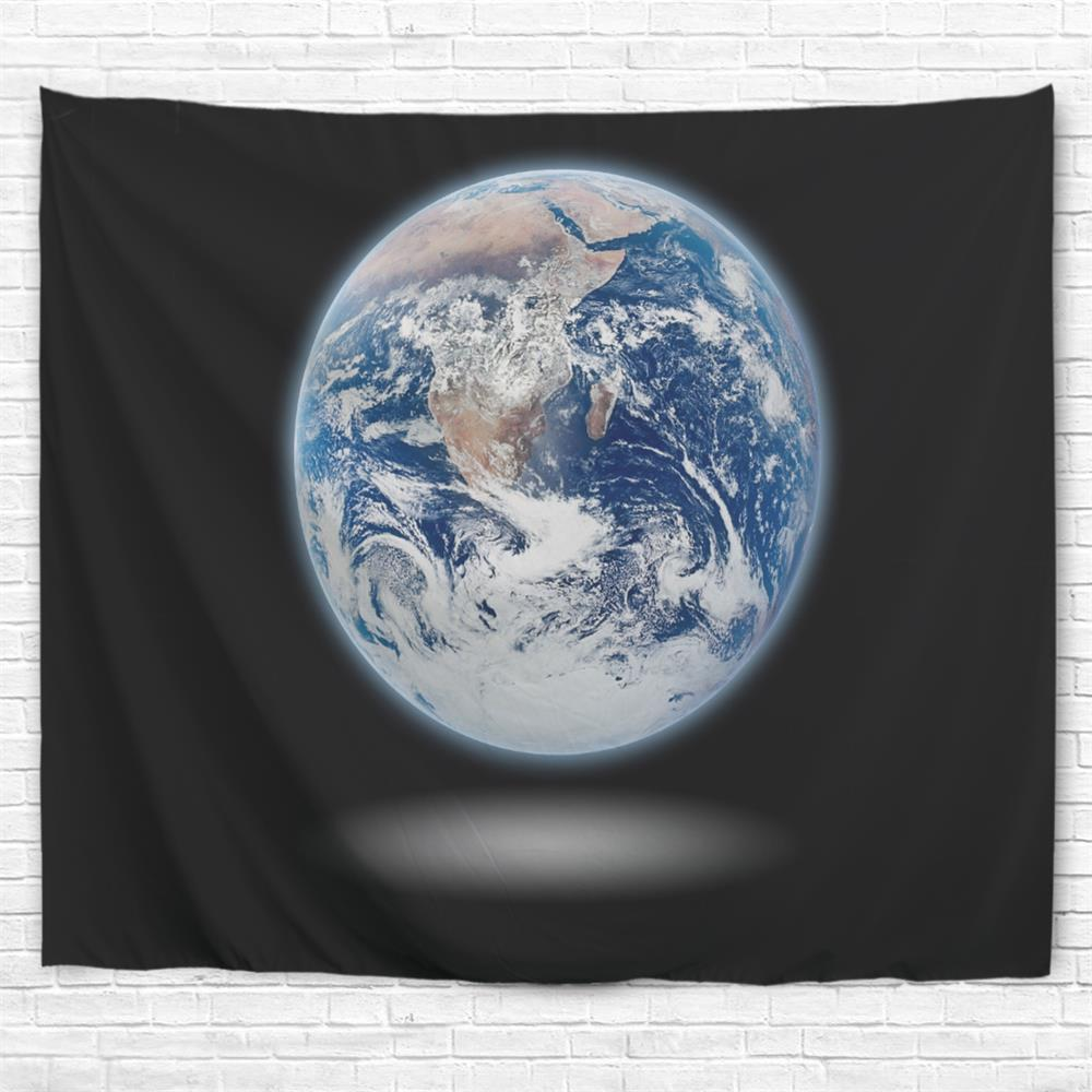 Outfit Earth 3D Printing Home Wall Hanging Tapestry for Decoration