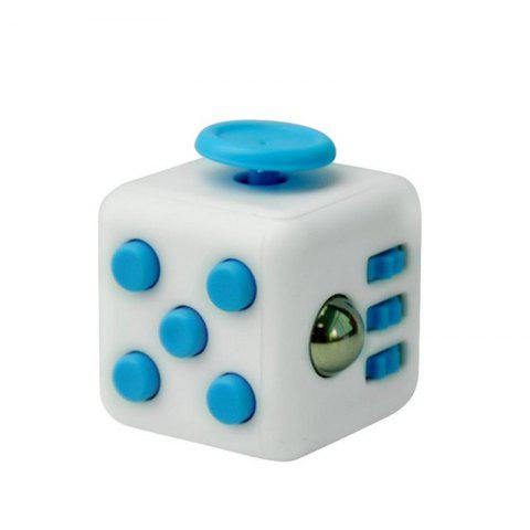 Latest Unlimited Decompression Rubik Cube Antianxiety Fret Decompression Dice Toys