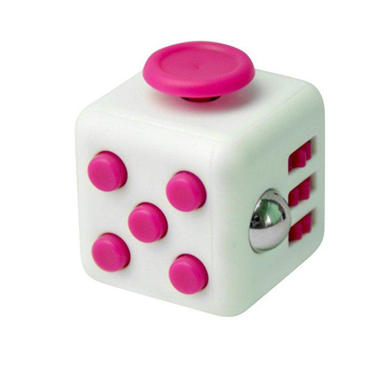 Hot Unlimited Decompression Rubik Cube Antianxiety Fret Decompression Dice Toys