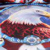 Eagle Dreamcatcher Literie Housse de couette Set Digital Print 3pcs -