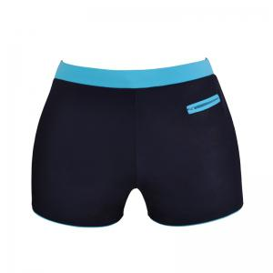 Man Quick-Drying Breathable Boxer Swimming Trunks -