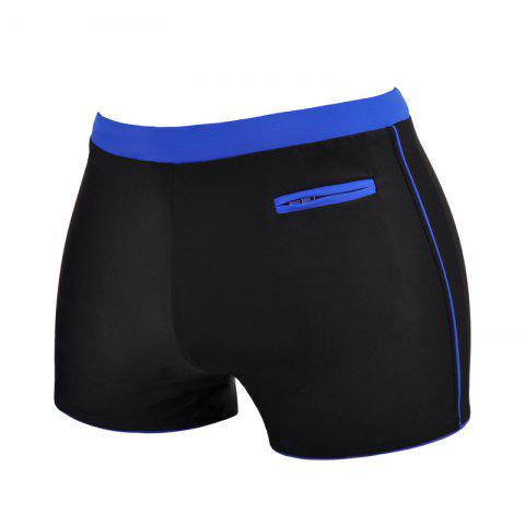 Outfits Man Quick-Drying Breathable Boxer Swimming Trunks