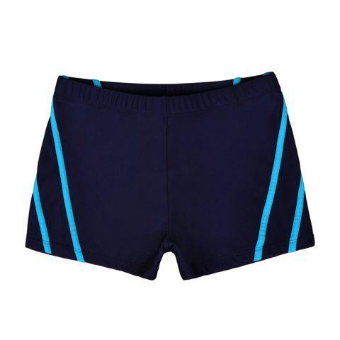 New Man City Boy Seaside Holiday Boxer Swimming Trunks