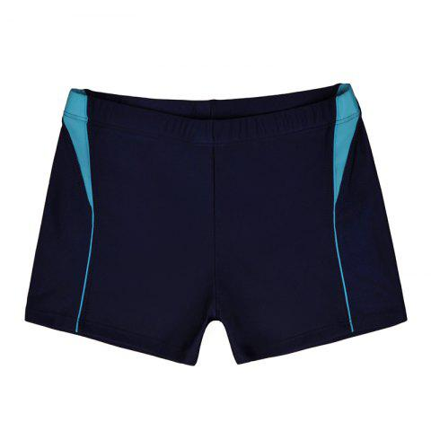Outfits Men Breathable Comfortable Tight Boxer Swimming Trunks