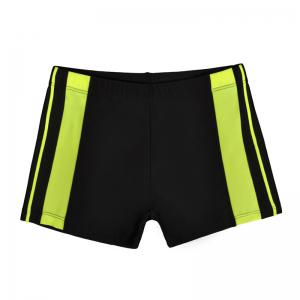 Men's Professional Boxer Hot Spring Fashion Swimming Trunks -