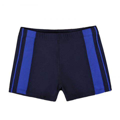 New Men's Professional Boxer Hot Spring Fashion Swimming Trunks