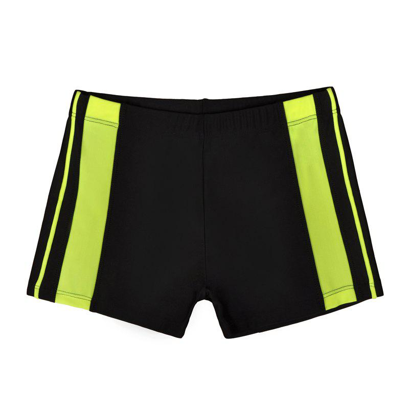Discount Men's Professional Boxer Hot Spring Fashion Swimming Trunks