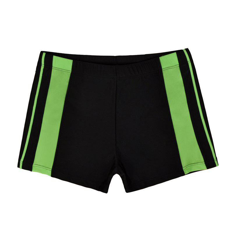 Fashion Men's Professional Boxer Hot Spring Fashion Swimming Trunks