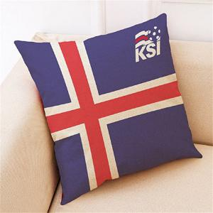 Home Decor Coussin Football Fans Souvenir -