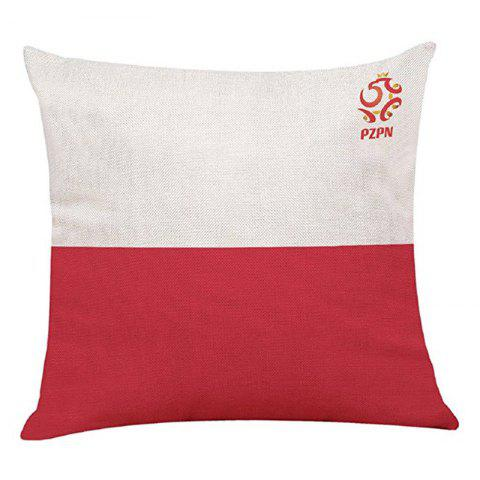 Online Home Decor Cushion  Soccer Fans Souvenir