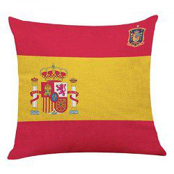 Home Decor Cushion  Soccer Fans Souvenir -
