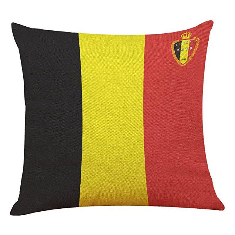Best Home Decor Cushion  Soccer Fans Souvenir