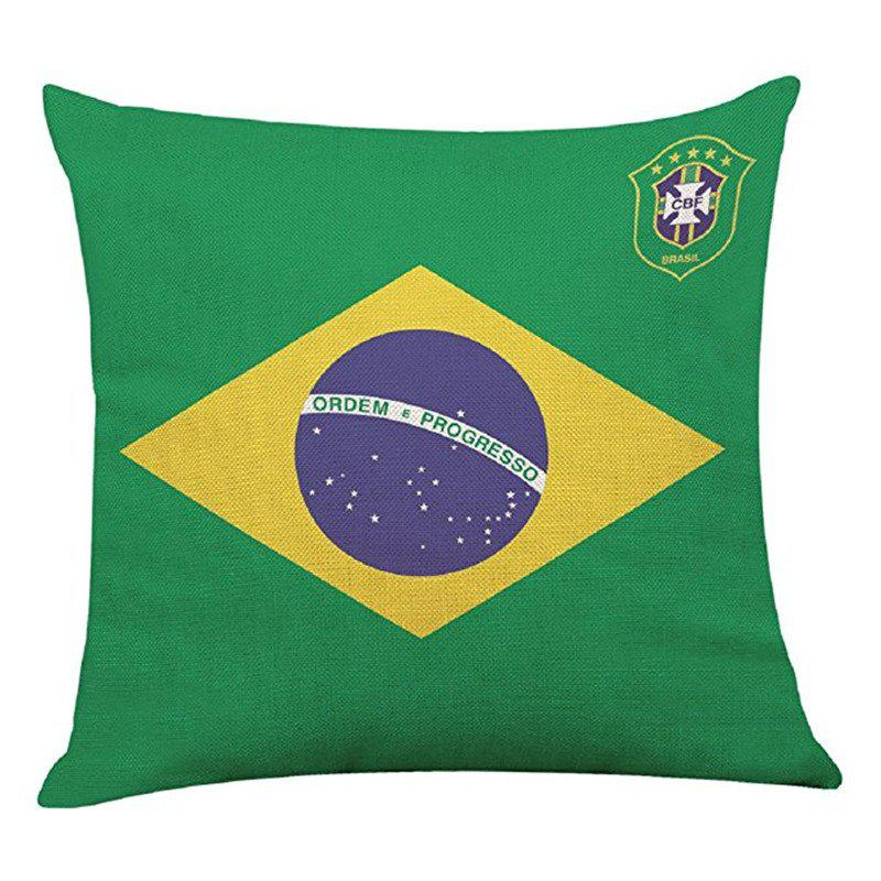 Hot Home Decor Cushion  Soccer Fans Souvenir