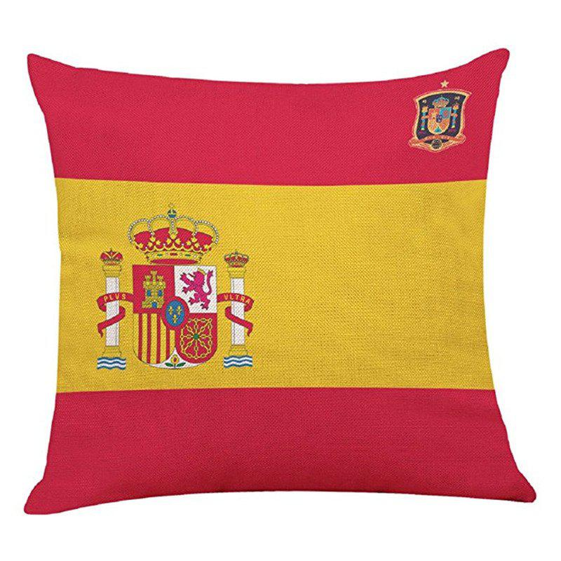 Trendy Home Decor Cushion  Soccer Fans Souvenir