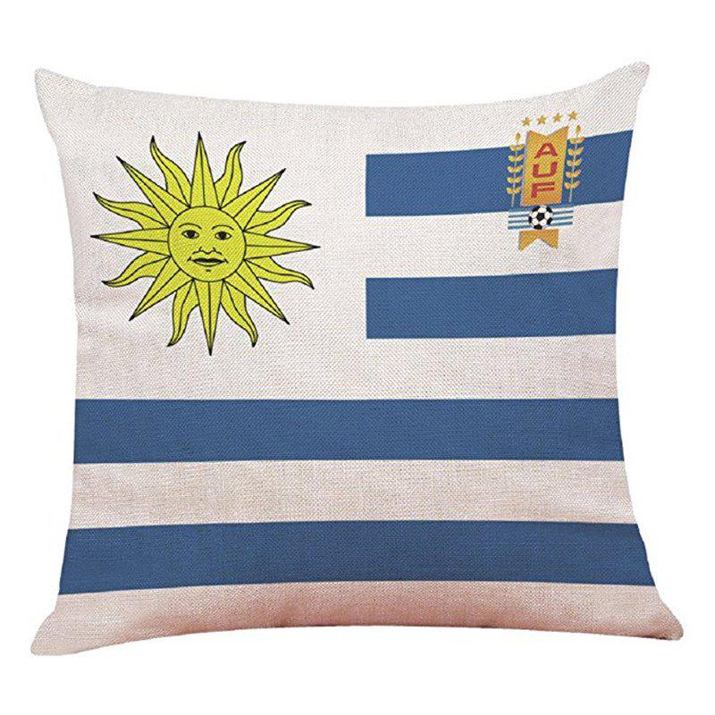 Unique Home Decor Cushion  Soccer Fans Souvenir