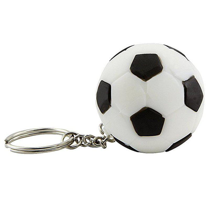 Outfit Football Keychain wiht LED Light