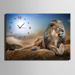Special Design Frame Paintings King of Forest Print -