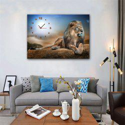 Tableaux de design spécial King of Forest Print -