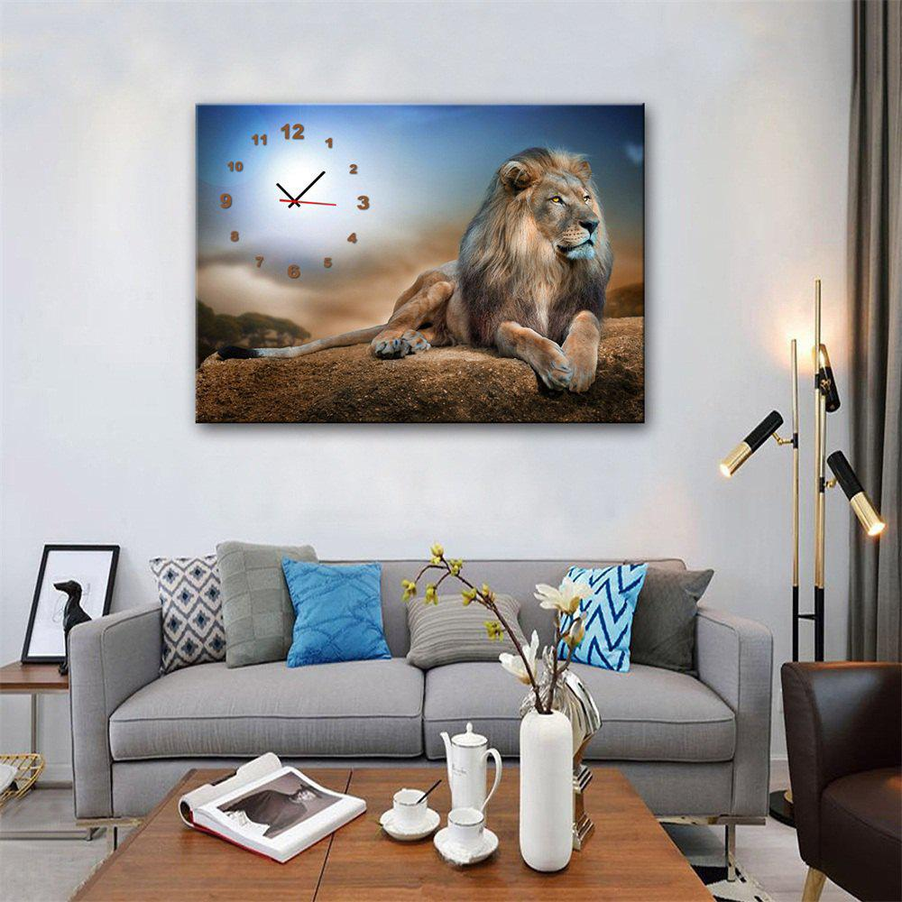 Outfit Special Design Frame Paintings King of Forest Print