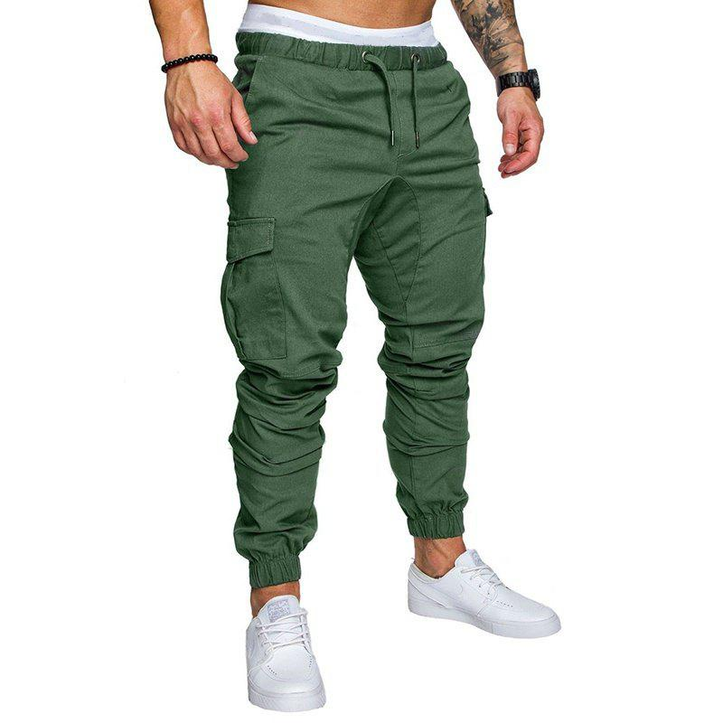 Best Leisure Tethers Elastic Pants Men's Trousers