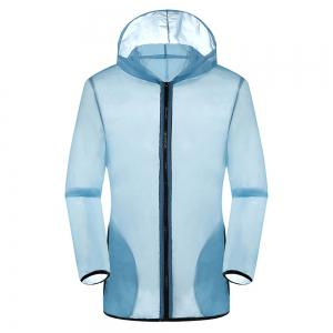 New Summer Ultra-Thin Breathable Long Sleeve Sun Protection Clothing -