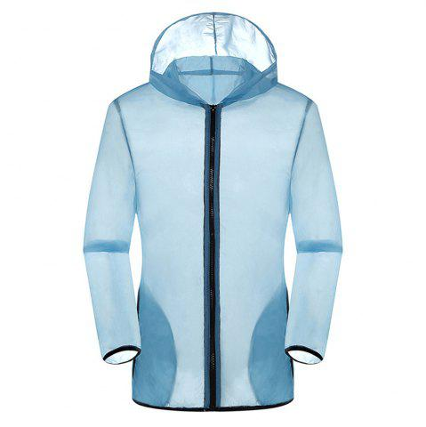 Fancy New Summer Ultra-Thin Breathable Long Sleeve Sun Protection Clothing