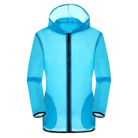 New New Summer Ultra-Thin Breathable Long Sleeve Sun Protection Clothing