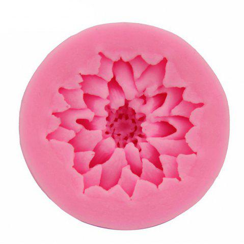 Shop 3D Lotus Flower Fondant Cake Mold Candy Sugar Craft Cutter Baking Tool