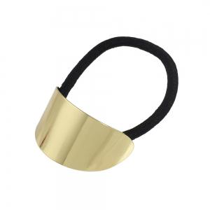 Silver Gold-color Metal Sheet Headbands Hair Jewelry -