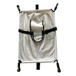 Portable Cushion Baby Supermarket Shopping Cart Hanging Bed -
