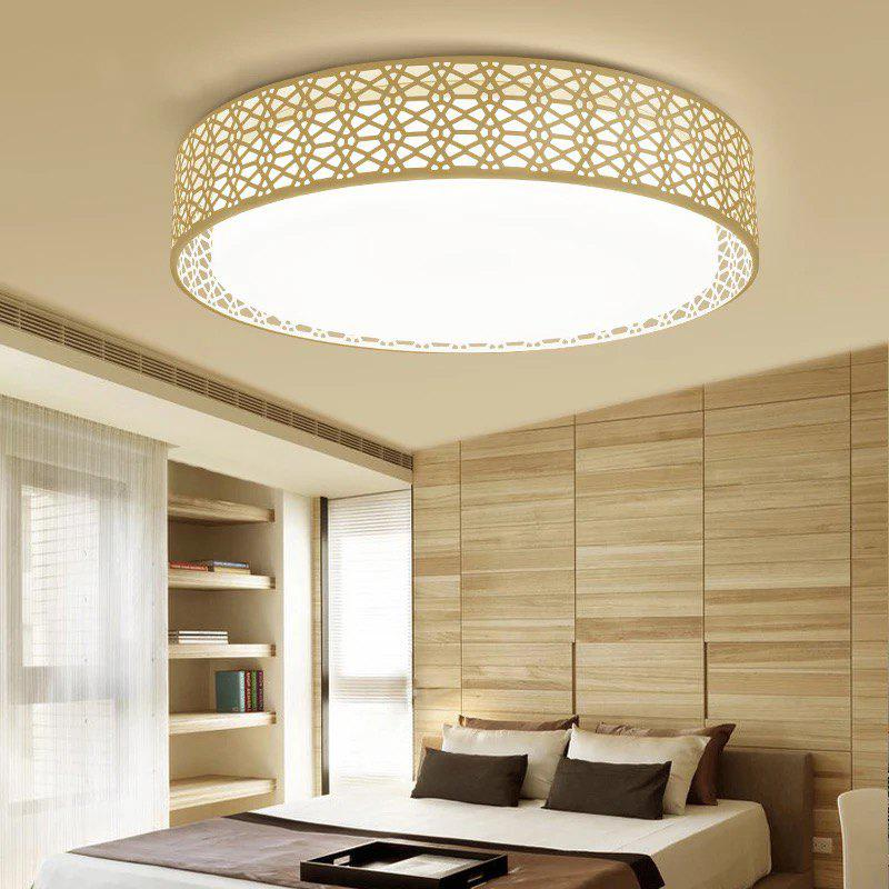 Sale TX0004 - 30W - 3S Three Color Conversion Simple Ceiling Light