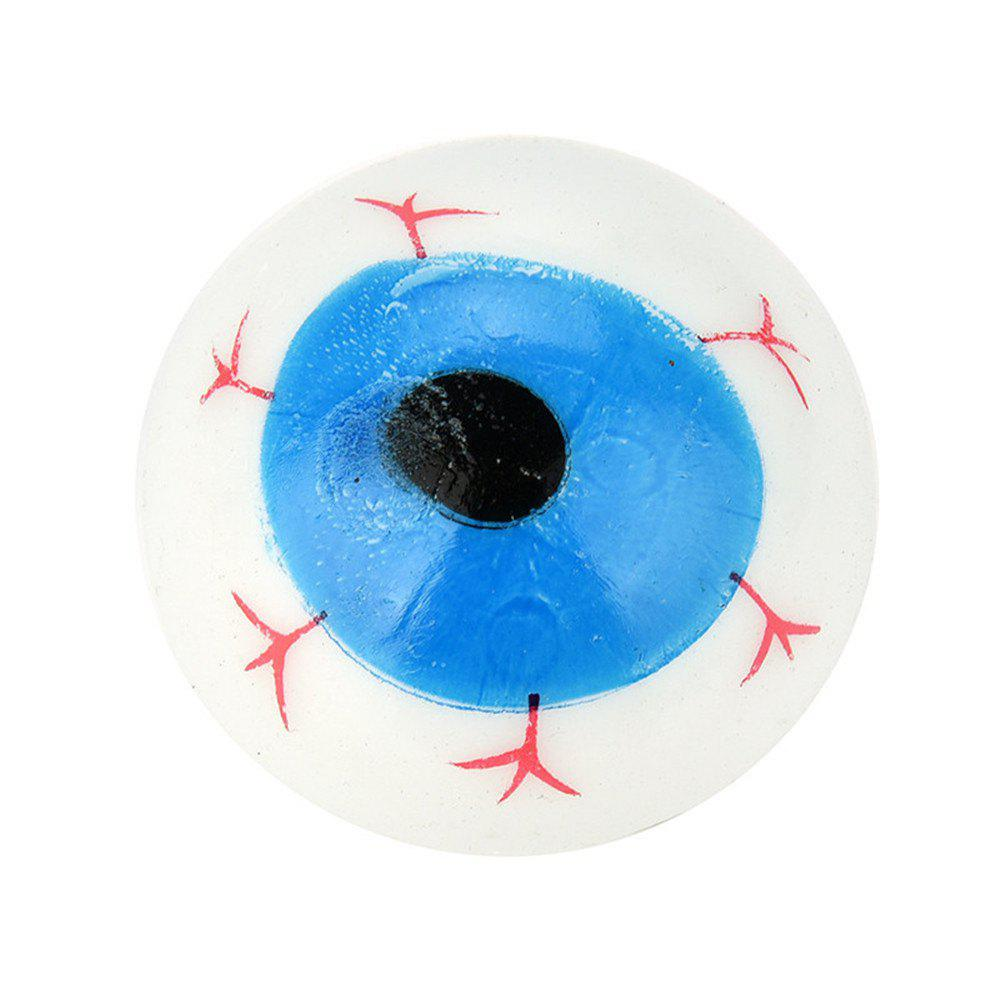 Fancy Eyeball Vent Water Ball Cartoon Jumbo Squishy Aroma Slow Rising Squeeze Toy Gift