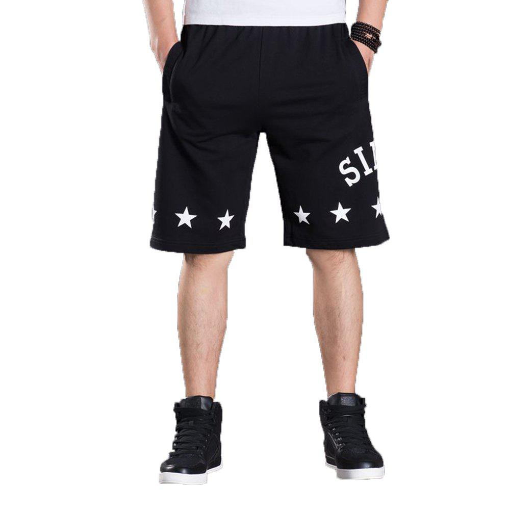 Outfit Summer Hot Selling Plus Size Men's Shorts