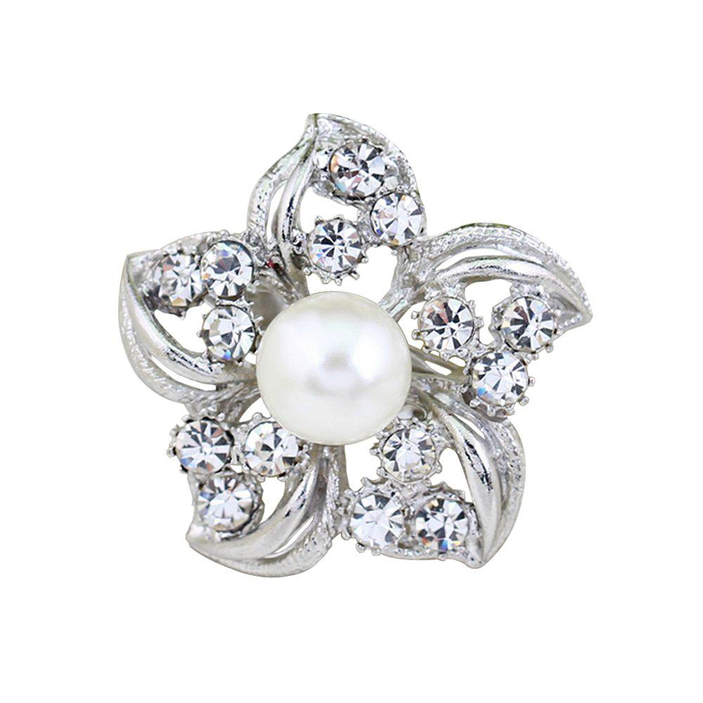 Best Fashion Mini Flower Brooch