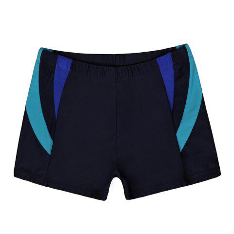 Chic Men's Casual And Comfortable Boxer Swimming Trunks