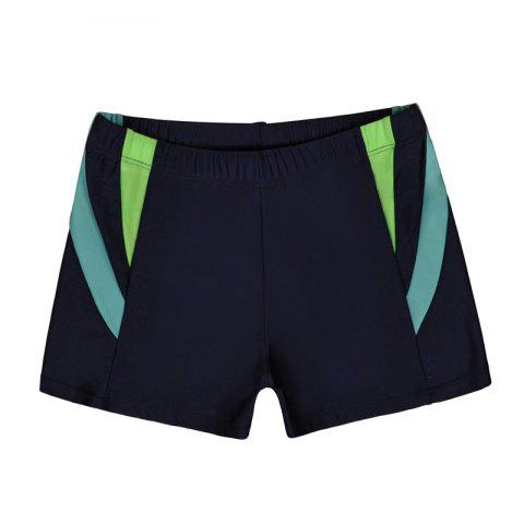 Fancy Men's Casual And Comfortable Boxer Swimming Trunks