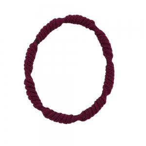 Cotton Elastic Colorful Hair Jewelry for Lady Girl -
