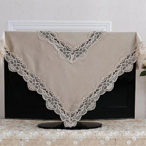 European Lace Multifunction Dustproof Tablecloth -