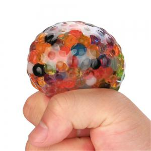 Squeeze Bead Gel Stress Ball Fidget Sensory Squishies Jumbo Toy Anti Stress -