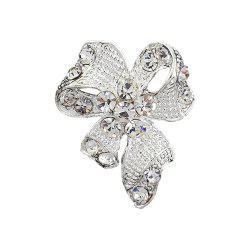 Fashion Bowknot Mini Brooch -