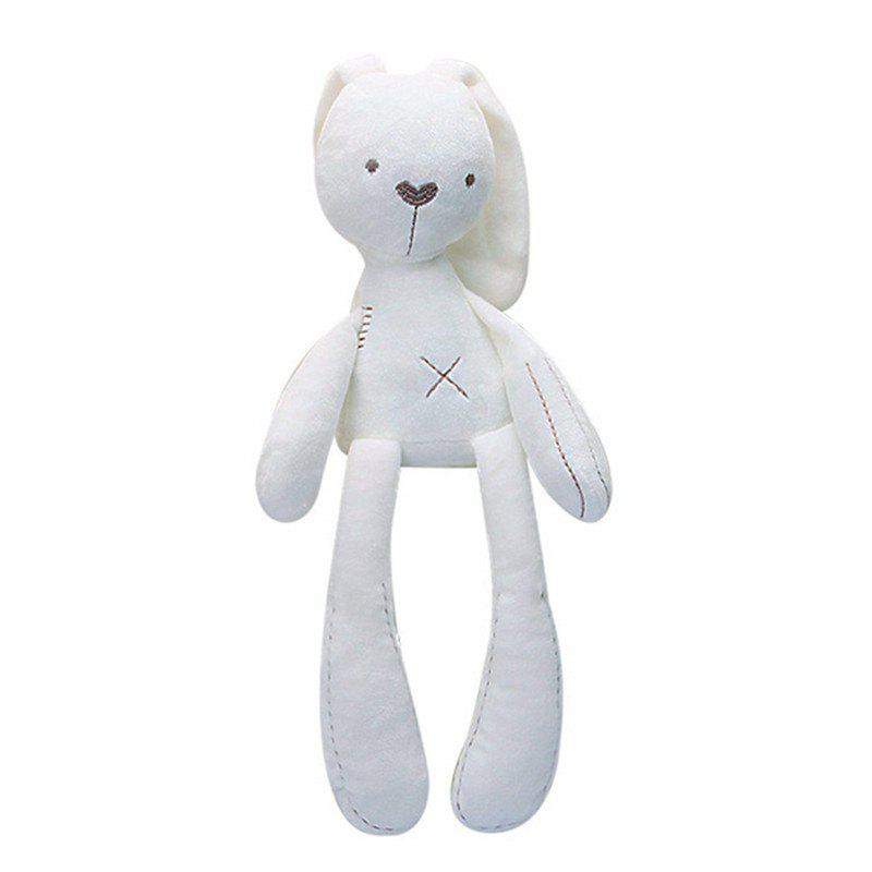 Hot Cute Plush Bunny Baby Doll Pacifies The Sleeping Doll