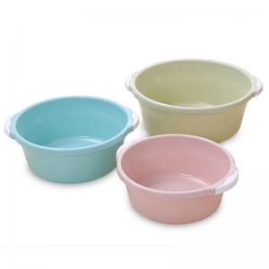 DIHE Small Size High Quality Thicken Shanked Plastic Washbasin -
