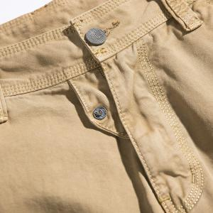 Men's Cotton Loose and Large Size Casual Pants -